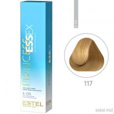 Крем-краска для волос PRINCESS ESSEX, S-OS 117 Супер блонд скандинавский, 60 мл