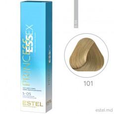 Крем-краска для волос PRINCESS ESSEX, S-OS 101 Супер блонд пепельный, 60 мл