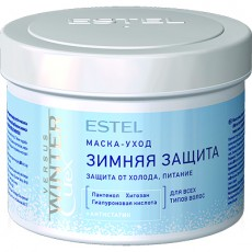 """Маска-уход """"Зимняя защита"""" для всех типов волос ESTEL CUREX VERSUS WINTER, 500 мл"""