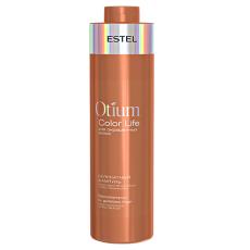 Деликатный шампунь для окрашенных волос ESTEL OTIUM COLOR LIFE, 1000 мл