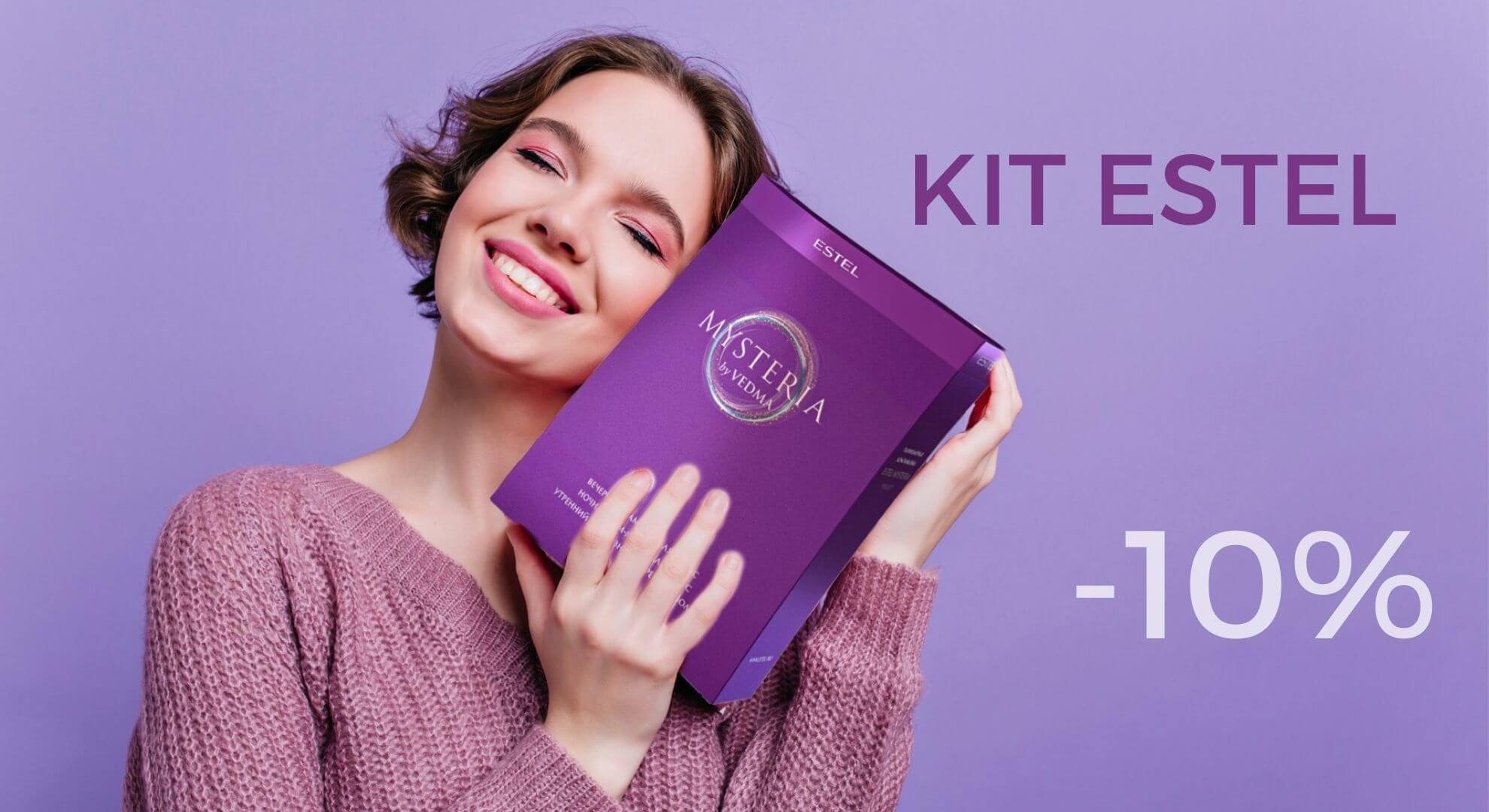 Kit ESTEL -10%