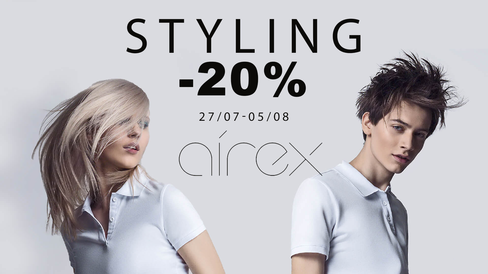 Styling Airex -20%